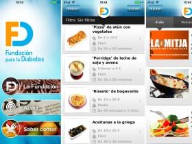 App de la Fundación para la Diabetes