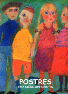 Portada Postres para niños con diabetes