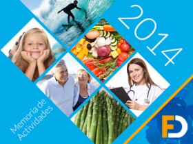 Memoria 2014 de la Fundación para la Diabetes