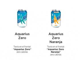 Infografía con información sobre bebida zero de Coca-Cola
