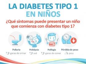 sintomas de diabetes infantil