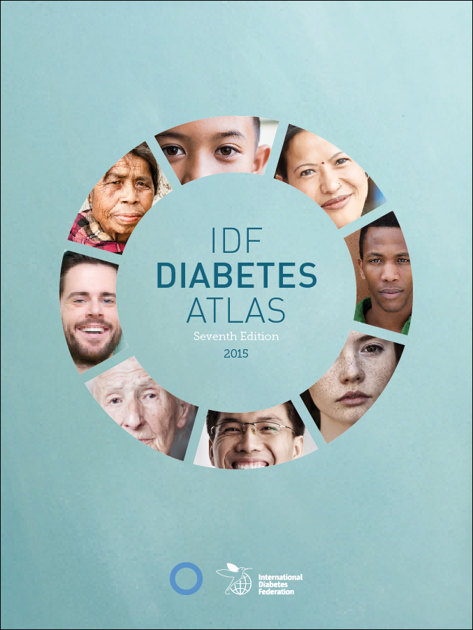 Portada Atlas de la Diabetes 2015 FID