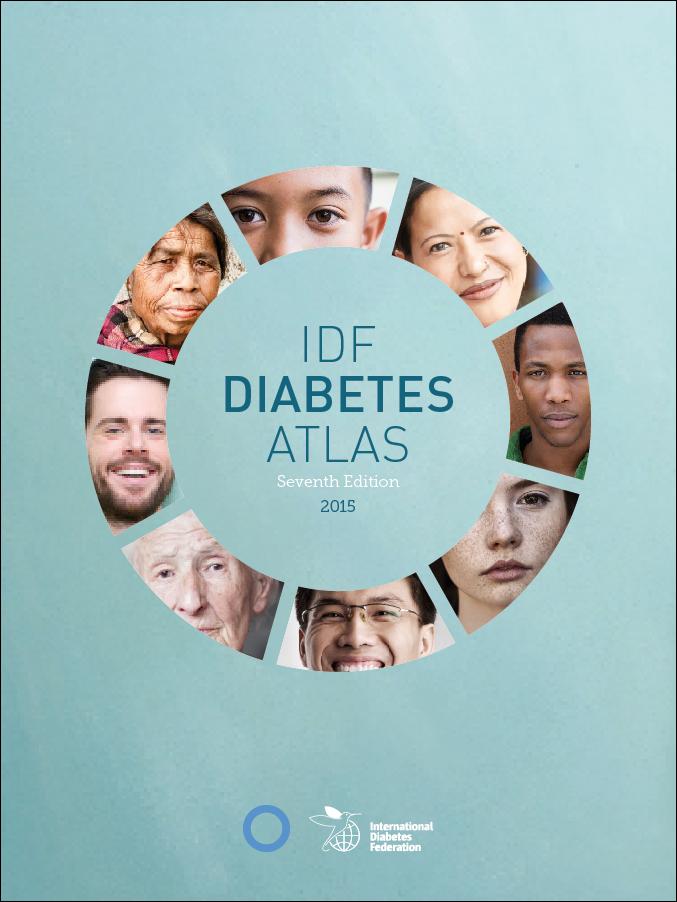 Portada Atlas de la Diabetes 2015 FID