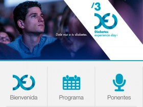 DiabetesED, la App para no perder detalle del Diabetes Experience Day