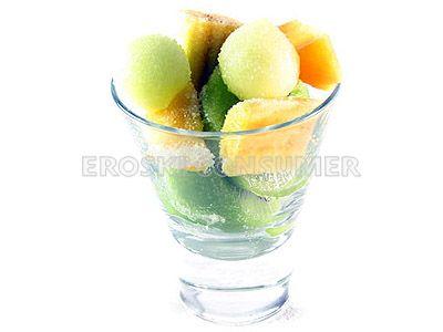 Ensalada de frutas frescas de verano