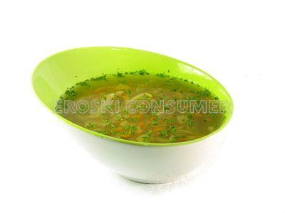 Sopa de apio y zanahoria