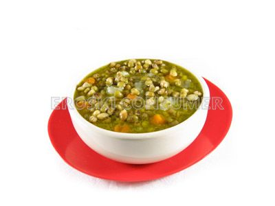 Potaje de soja verde