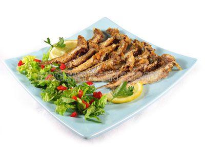 Pescadito frito de Cádiz