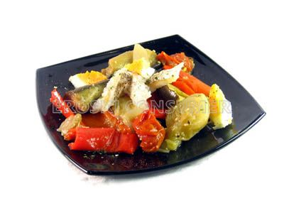 Espencat (ensalada de verduras)