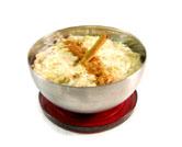 'Porridge' de leche de soja y avena