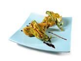 Alcachofas en crocanti